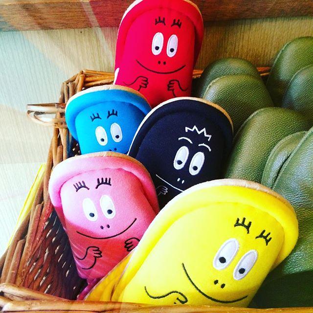お子ちゃま向けのスリッパを新調!!(^▽^)o#奈良 #ゲストハウス #スリッパ